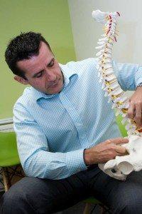 Dr Paul Irvine Chiropractor